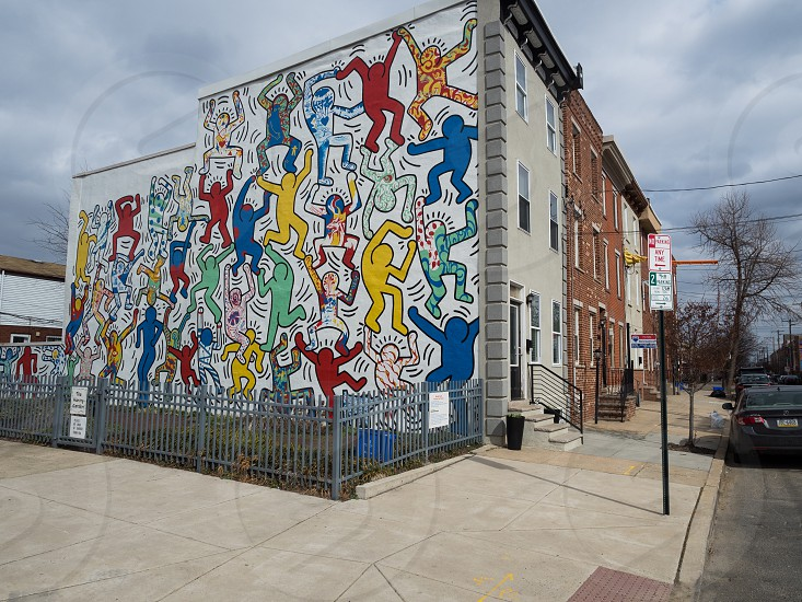 'We are the Youth' mural photo