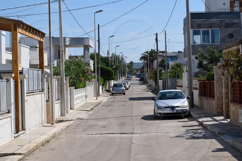Torre Santa Sabina streets photo