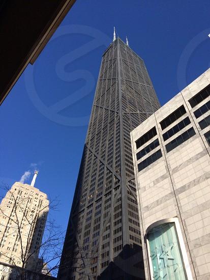 Hancock Tower Chicago photo