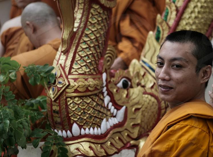 Monk photo