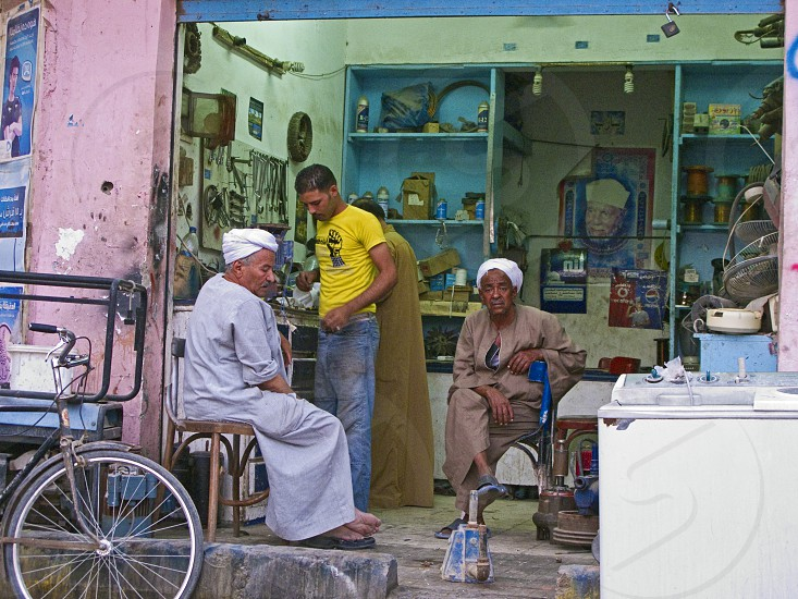 Egypt market photo