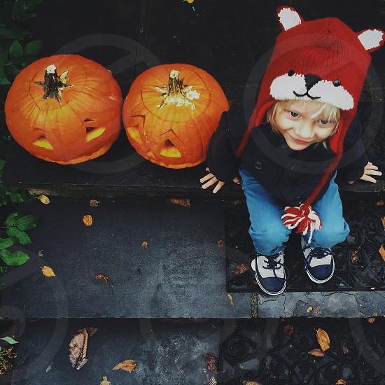 Punkins and pumpkins  photo