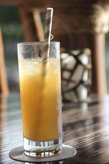 Mai Tai Hawaii drink cocktail photo