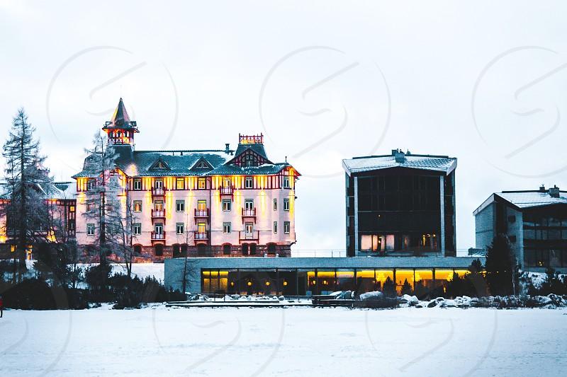 Grand hotel Kempinski photo
