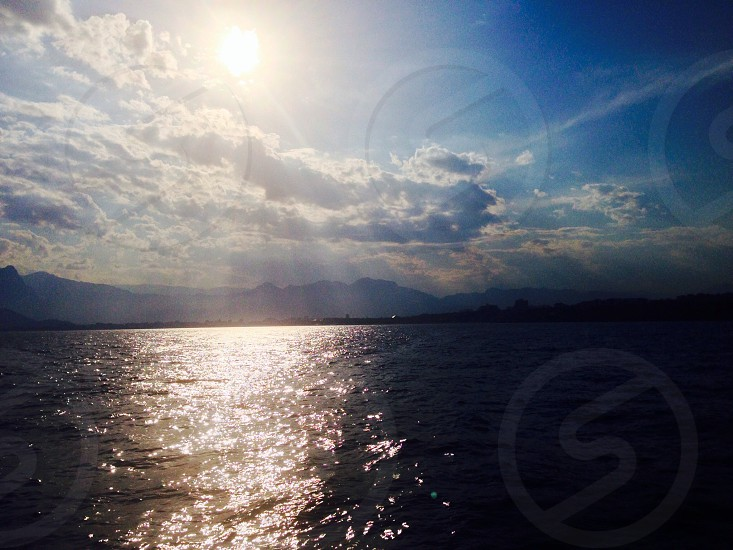 -Sea photo