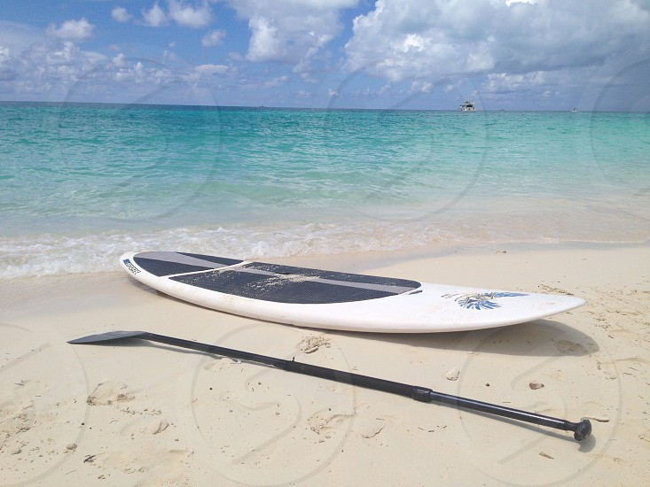 Paddle Board anyone? Bimini Bay Bahamas photo