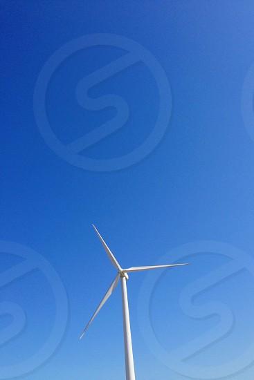 Wind farm Texas  photo