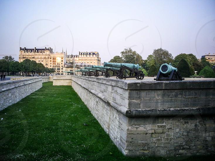 Musée de l'armée - Paris France photo
