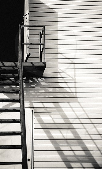 Staircase Shadow photo