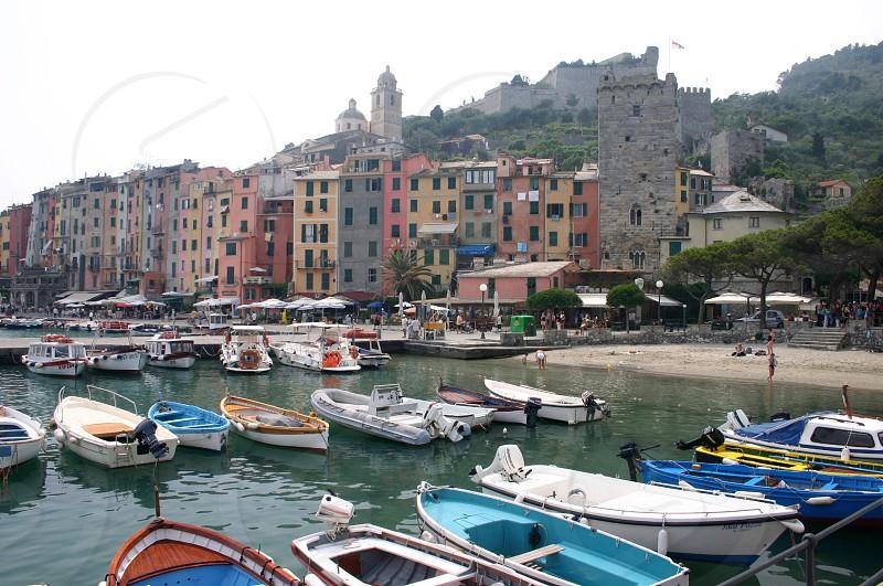 Coast of Italy photo