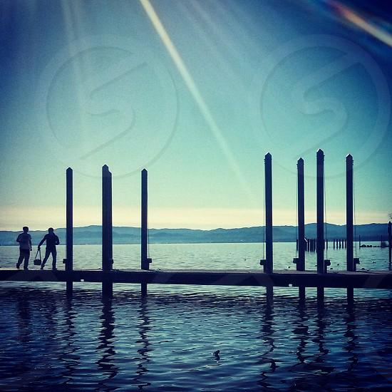 clear lake California photo