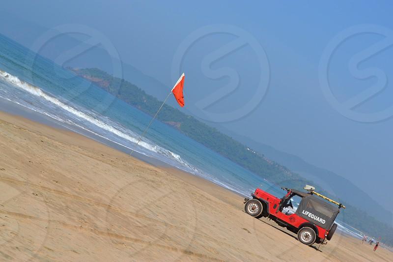 Goan Beach photo