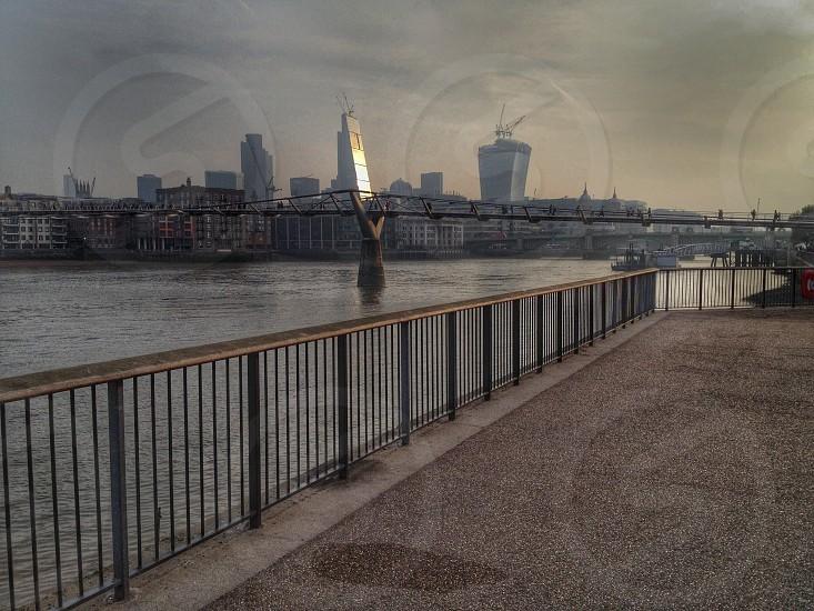 London morning photo
