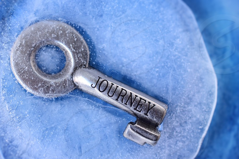 journey gray metal key photo