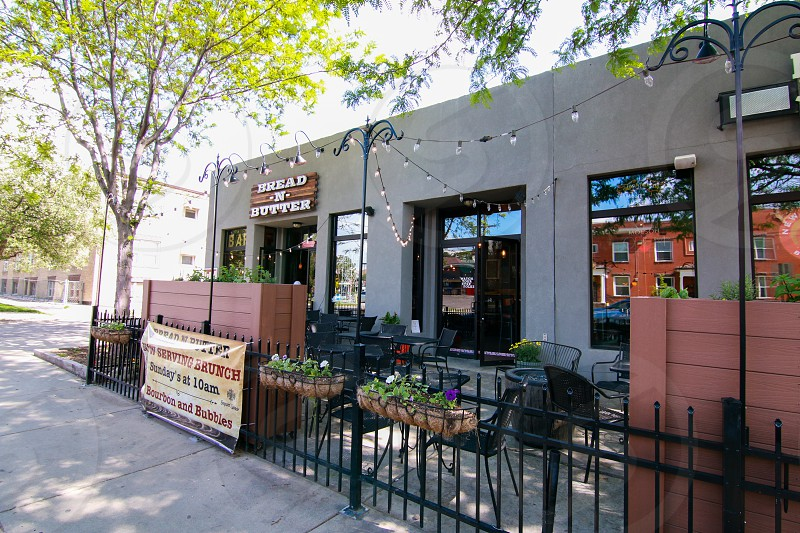 Bread N Butter. Denver Restaurant. Gastro Pub. Exterior. photo