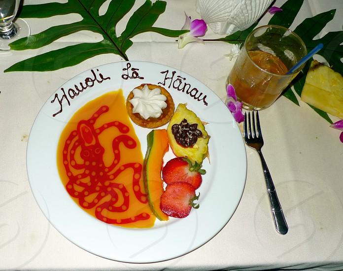 Hawaii Island Adventure Food photo