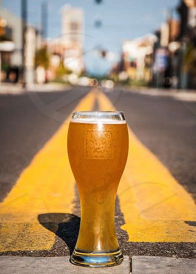 NATIONAL BEER DAY | Taken in the middle of one of the busiest streets in downtown Cape Girardeau MO.   photo