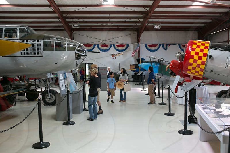 This is the picture of Frontier of Flight Museum Dallas TX. photo
