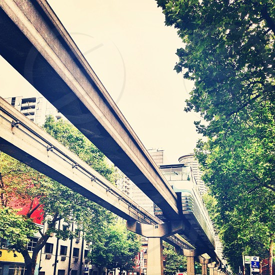 Seattle Monorail photo