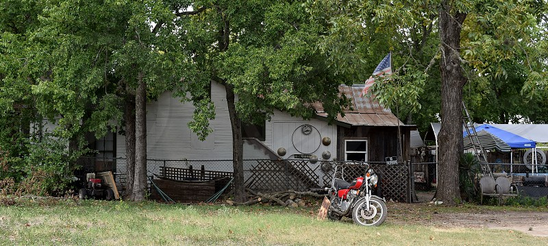 Casual living in Boerne Texas photo