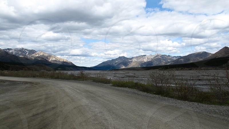 .. Denali Park Alaska.  Unedited. photo