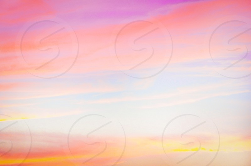 ARTISTIC SKIES | An image of the sky that I had to capture just for the beauty of the colors.  photo
