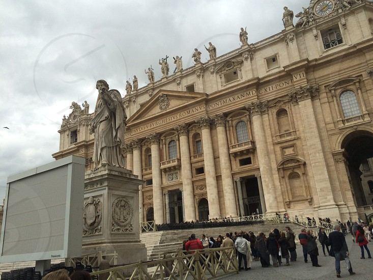 San Pietro - Vatican City photo