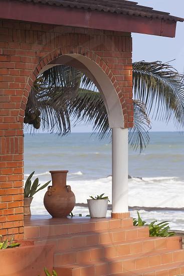 Vacation Resort in Ghana photo