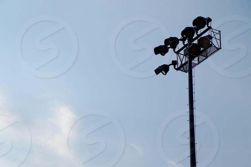 stadium lighting photo