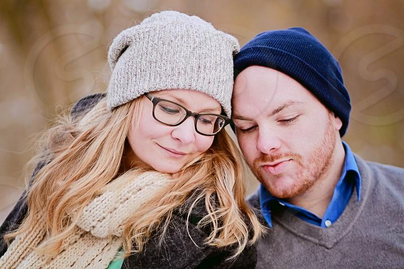 couple macro photography photo