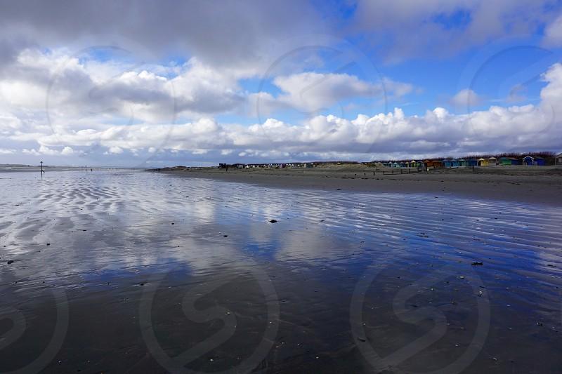 Southwold Suffolk Coastal Scene                         photo