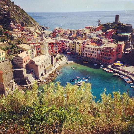 Vernazza Italy photo