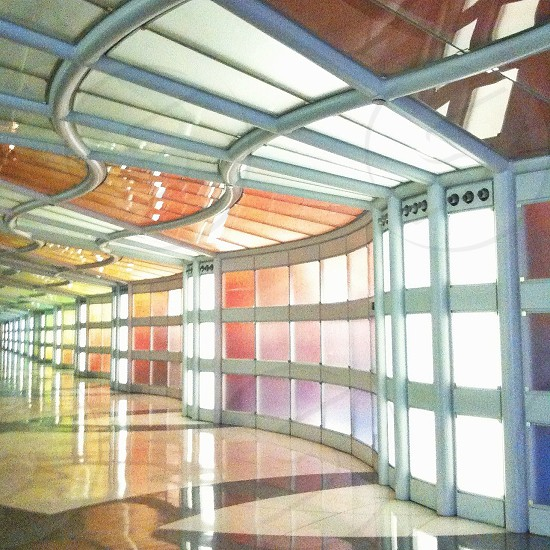 glass wall  photo