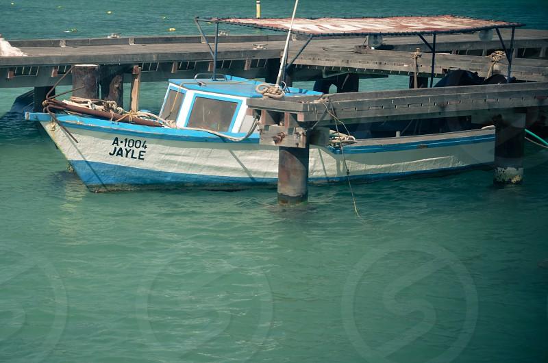Aruba Fishing Pier 2 photo
