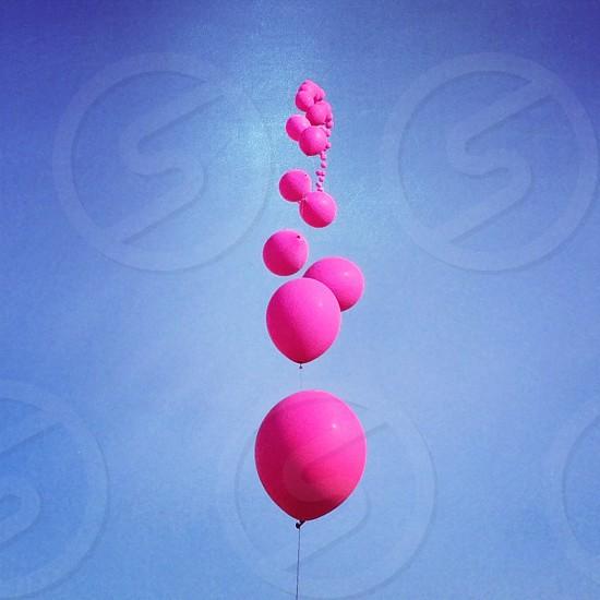 The infamous balloon arches at Coachella photo