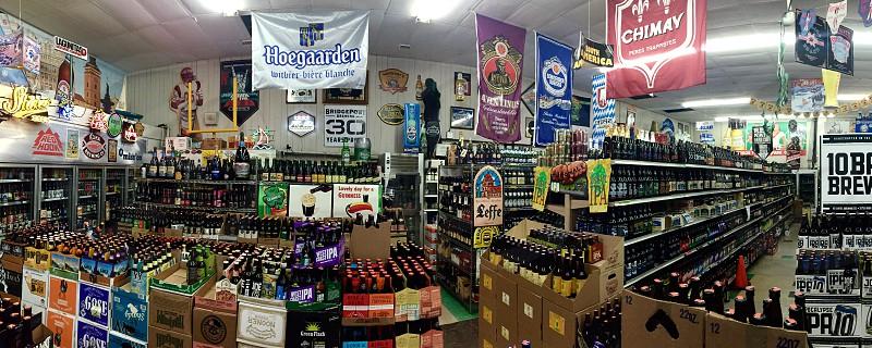 John's Marketplace. Best beer selection in Portland. photo