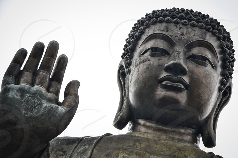 Tian Tan Buddha - Hong Kong photo