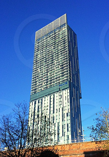 The Hilton Hotel in Deansgate Manchester photo
