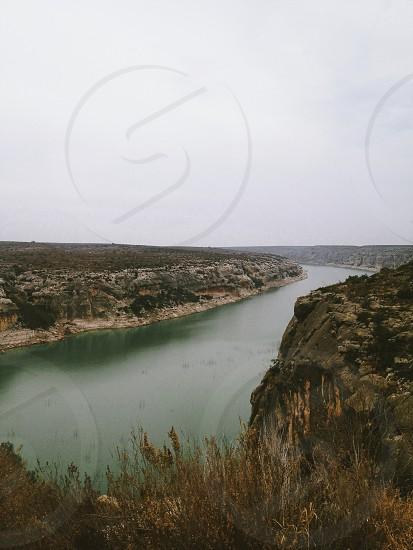 The Pecos River (Texas) photo