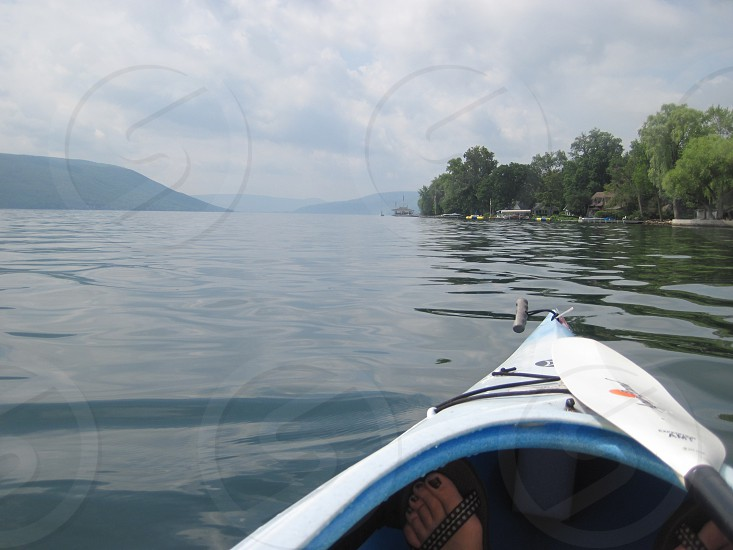 kayak photo
