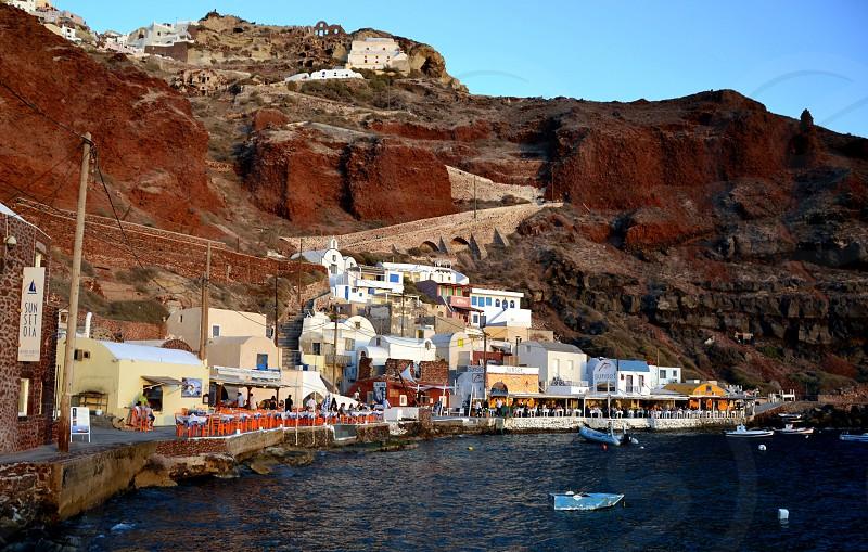 Santorini Greecce travel photo