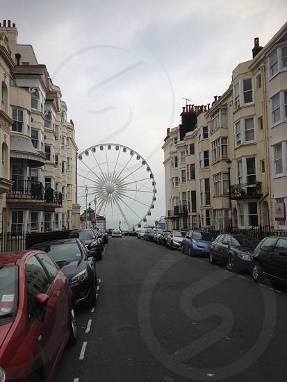 Brighton England Britain photo