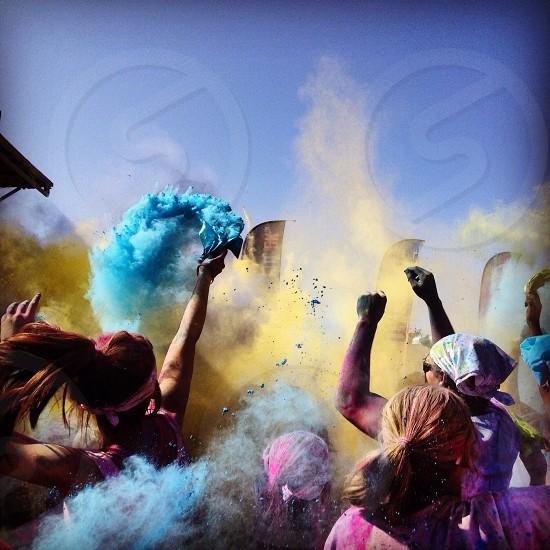 Run or Dye in KalamazooMI photo