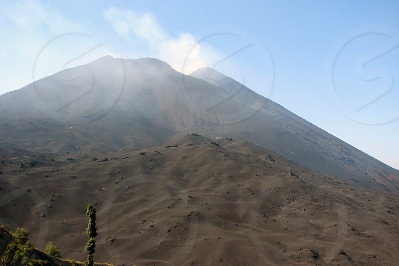 Pacaya volcano  photo