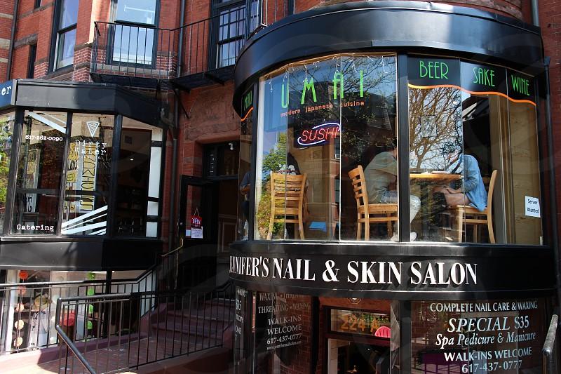 rivers nail and skin salon store photo
