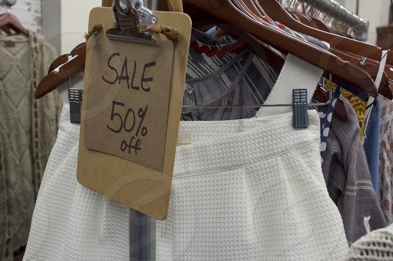 Black friday deals boutique shop      photo