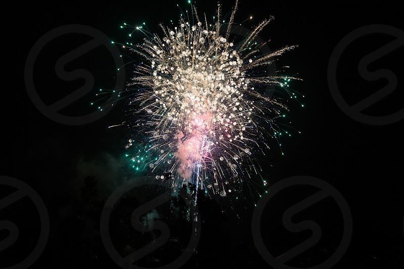 July 4th Fireworks 2014 photo
