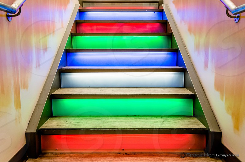 Stairway to... photo