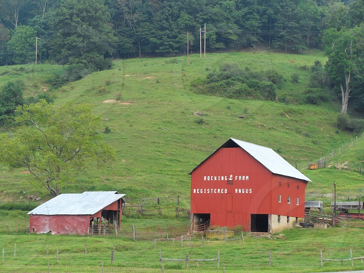 Rocking Farm Barn WV photo