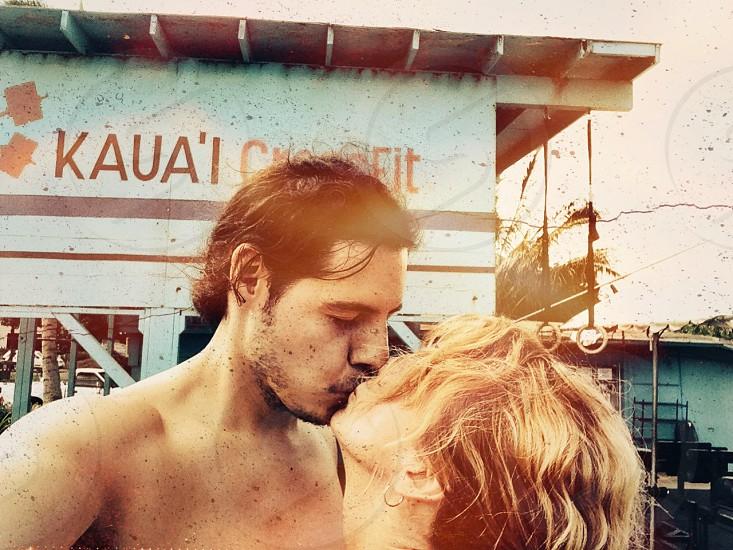 Hawaiian Lovers photo